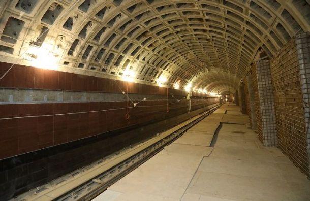 Строители метро докричались доБеглова