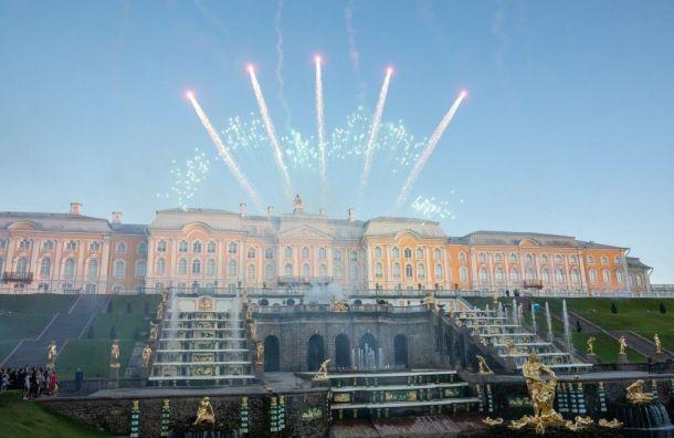 Петергоф вошел втоп-10 лучших музеев мира