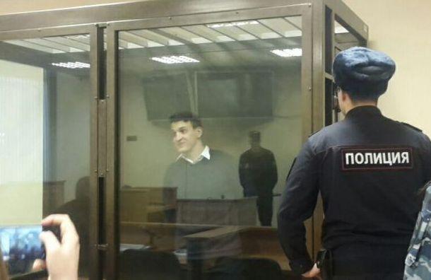 Как судили фигуранта «Сети» Игоря Шишкина