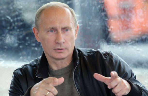 Песков: Путин пользуется наличными всего пару раз вгоду