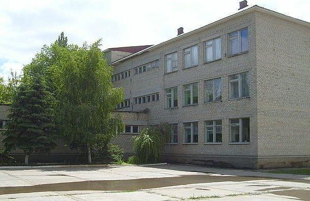 Кровля школы обрушилась вСаратовской области