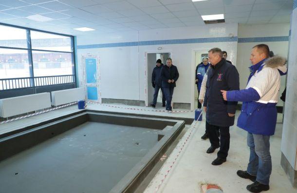 Новые детские сады вАдмиралтейском районе передадут городу до1августа