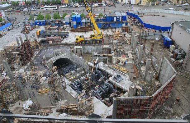 «Метрострой»: мыбыли готовы достроить метро за3−4 месяца