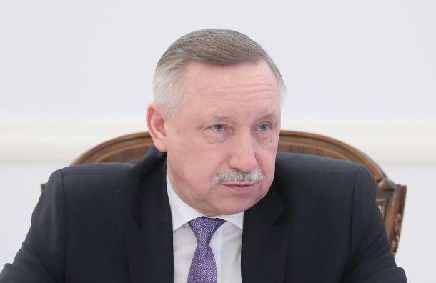 Беглов объяснил, почему Петербург достоин принять Евро-2020