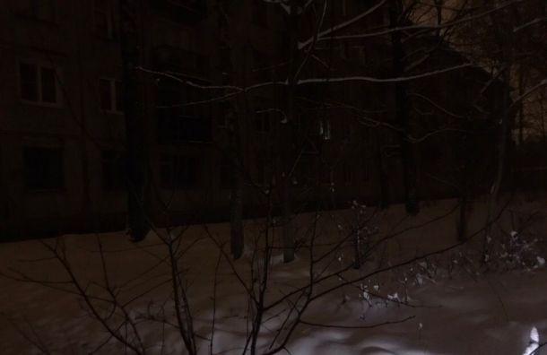 Жители нескольких домов напроспекте Металлистов остались без света
