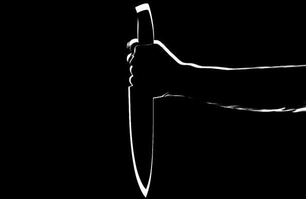 Жителя Тывы ударили ножом вцентре Петербурга
