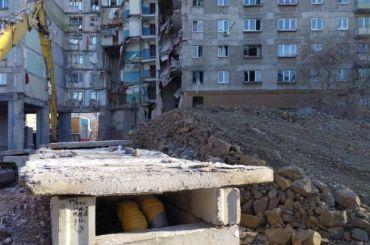 Глава Челябинской области показал, что осталось отразрушенного подъезда