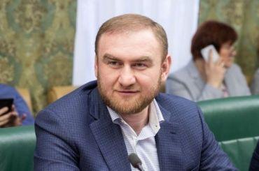 Сенатора отКарачаево-Черкесии задержали назаседании Совфеда