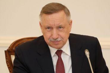 Жители Калининского района пригласили Беглова напрогулку