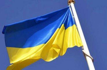 Петербургскую активистку задержали зафлаг Украины