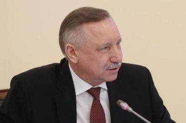 Виноваты ветераны: Беглов открестился отобвинений вадрес Резника