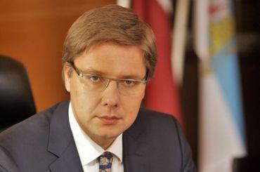 Кабинет идом мэра Риги обыскали сотрудники KNAB