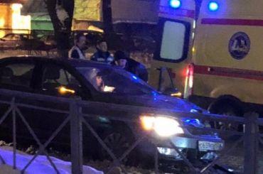 Погоня сДПС закончилась лобовым столкновением наулице Тамбасова