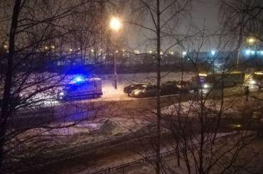 Массовая авария наулице Прокофьева спровоцировала пробку