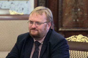 Милонов назвал творчество Шнурова «отрыжкой пивника»