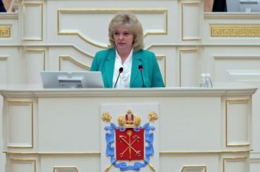 Детского омбудсмена Петербурга обокрали почти на300 тысяч рублей