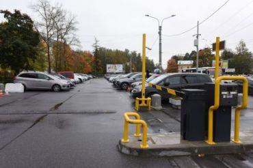 Три новые перехватывающие парковки появятся вПетербурге в2019 году