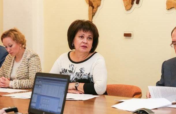 Любовь Совершаева утверждена вице-губернатором Петербурга