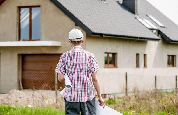 Строители Петербурга поставили рекорд повводу жилья