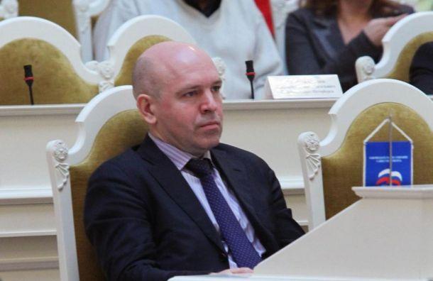 Вице-губернатор Серов уходит вотставку