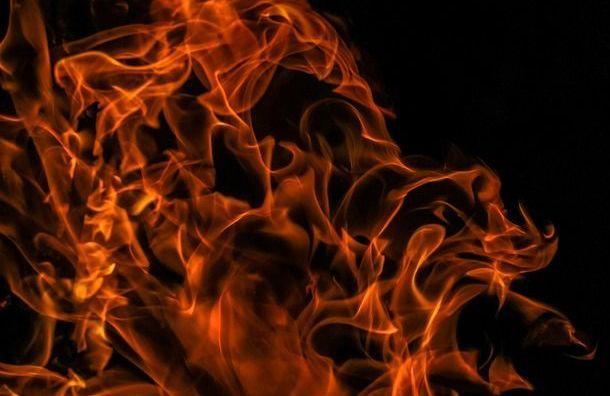 Пять пожарных расчетов тушили общежитие вМосковском районе