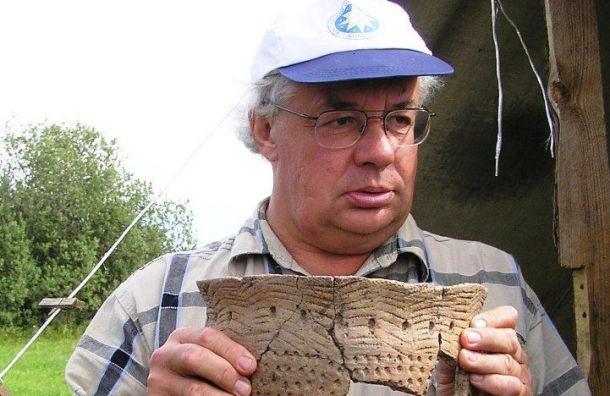 Историк иархеолог Евгений Носов скончался вПетербурге