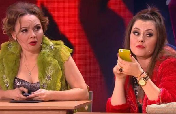 Телешоу Comedy Woman обвинили вскрытом оправдании фашизма