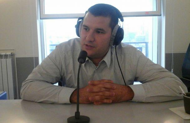 Активиста «Красивого Петербурга» оштрафовали на3 тысячи рублей