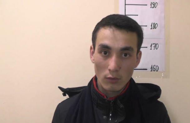 Полицейские раскрыли серию уличных грабежей вПриморском районе