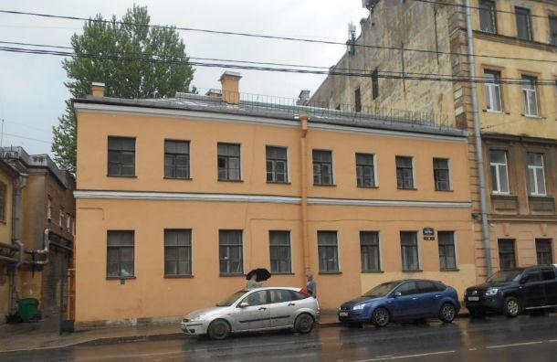 Суд защитил отсноса дореволюционный дом напроспекте Бакунина