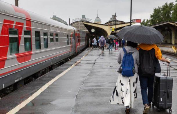 Поезд Петербург – Мурманск будет добираться быстрее