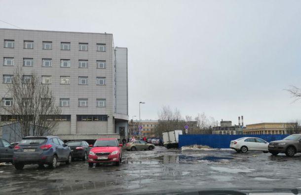 Бизнес-центр «Румба» эвакуировали вПетербурге