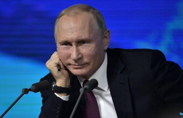 Путин поручил повысить пособия для детей-инвалидов до10 тысяч рублей