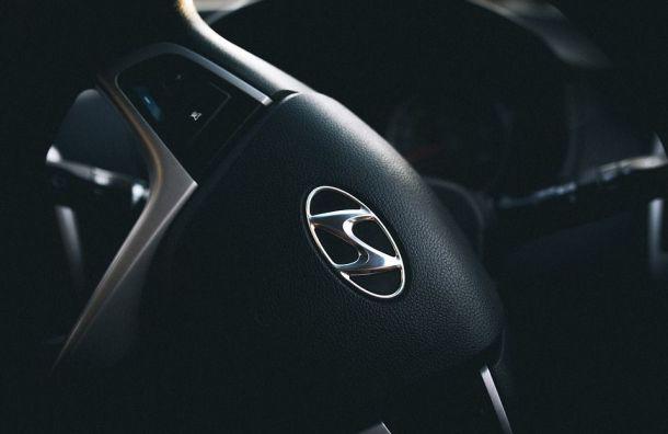 Названа самая популярная упетербуржцев модель автомобиля