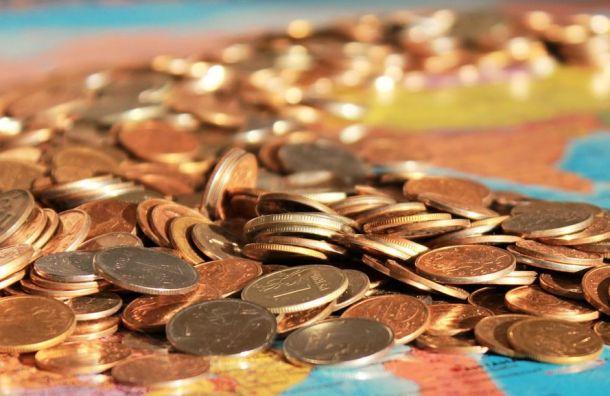 Предприятия Петербурга должны работникам 129 млн рублей зарплаты