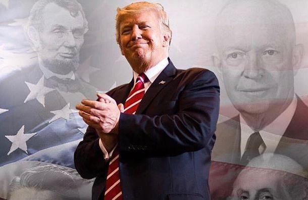 Трамп получил «Золотую малину» как худший актер