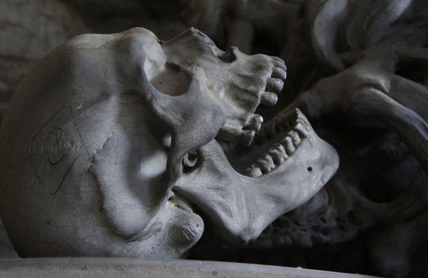 Два скелета нашли врасселенном доме наВоронежской