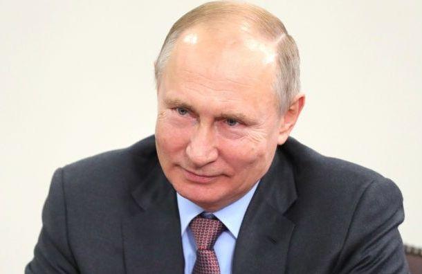ВЦИОМ зафиксировал снижение рейтинга доверия Путину