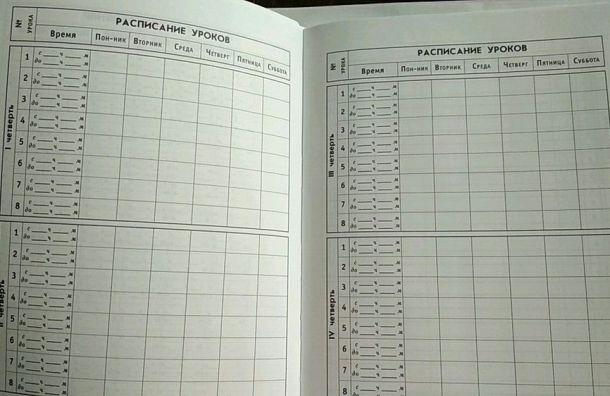 Дневники итетради проверят «наэротику»