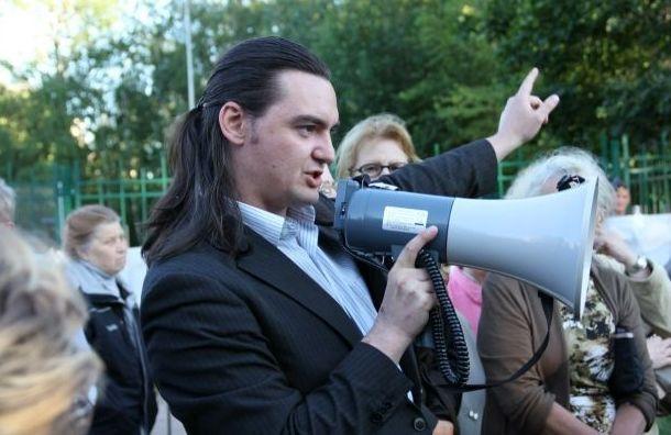 Активист Красимир Врански хочет поучаствовать вгубернаторских выборах