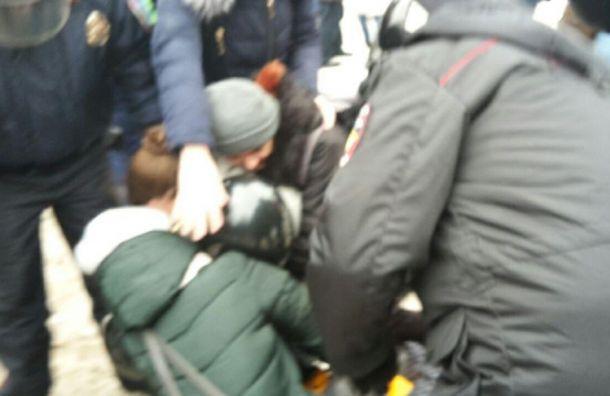 Полиция задержала организатора «Марша материнского гнева»