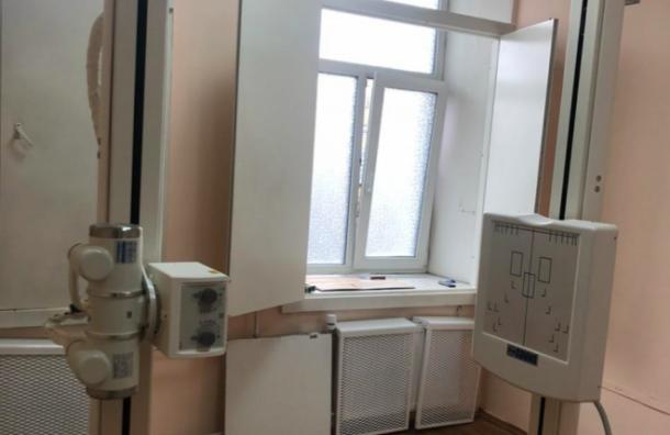 Руководство поликлиники №28 спрятало отпациентов новый флюорограф