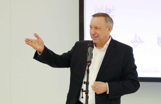 Депутаты: Беглов шаблонно отвечает наобращения граждан