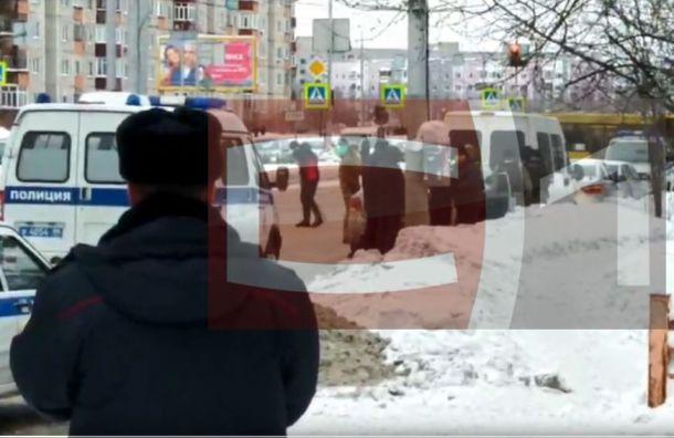 Силовики задержали мужчину совзрывчаткой вСургуте