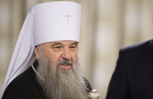 Варсонофий покинул пост управляющего делами Московской патриархии