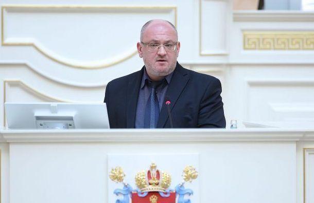 СКненашел преступления взаписи разговора депутатов Резника иНотяга