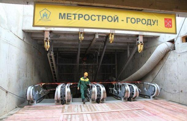 «Метрострой» выплатил зарплату 60% рабочих субподрядчиков