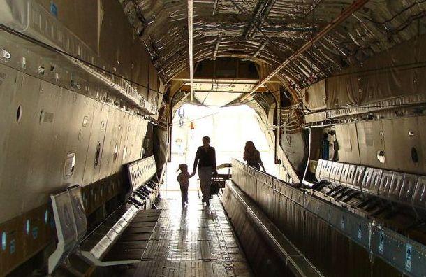 Четырех больных детей доставили вПетербург изРостова-на-Дону