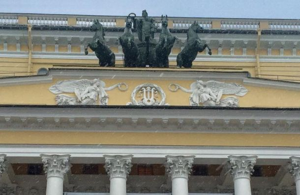 «Рождение Сталина» покажут вАлександринском театре