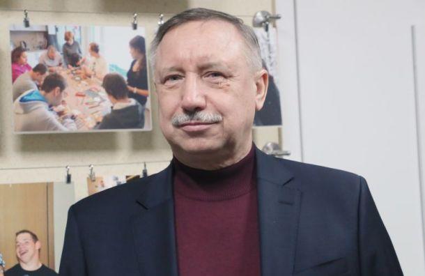 Беглов пообещал оставить впрошлом словосочетание «грязные выборы»
